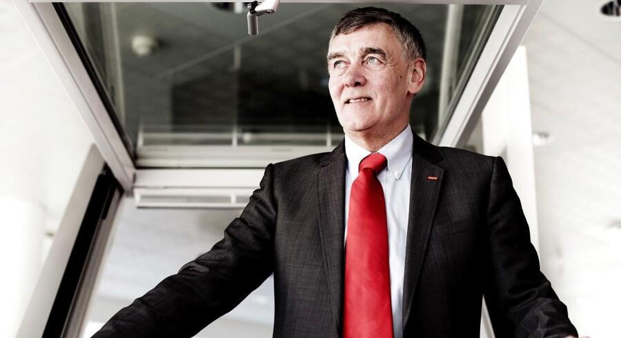 Adm. direktør for Velux, Jørgen Tang Jensen.