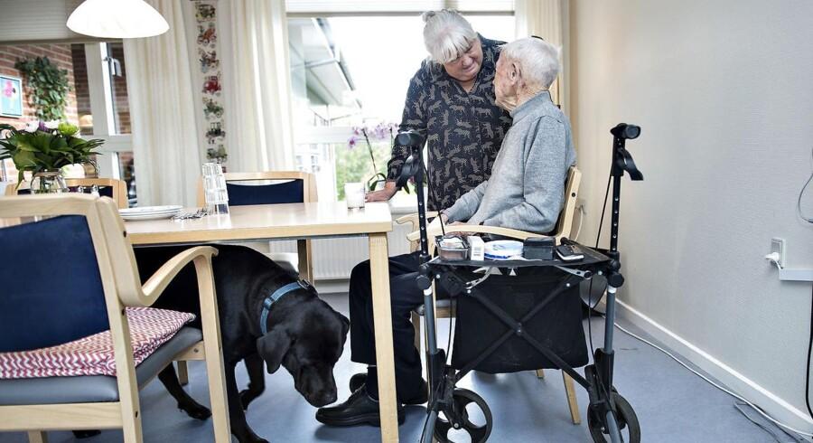 Satspuljeaftalen på ældreområdet er mandag faldet på plads. I alt afsættes 326,6 millioner kroner til initiativer, der styrker den danske ældrepleje.
