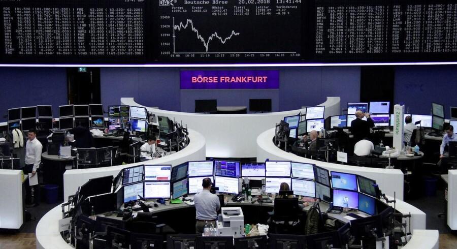 De europæiske aktier havde overordnet set en god tirsdag, hvor de britiske papirer dog gik mod strømmen af ellers grønne tal.