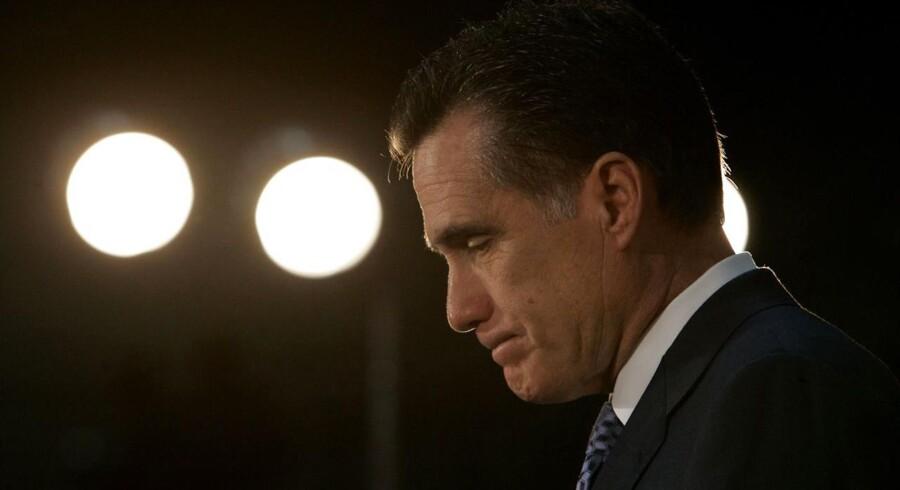 Den tidligere guvenør og præsidentkandidat Mitt Romney var en af de første og bedste medarbejdere hos konsulenthuset Bain & Company. Mitt Romney har for længst forladt firmaet, men selskabet kører videre - blandt andet i Danmark, hvor man netop har offentliggjort sit årsregnskab.