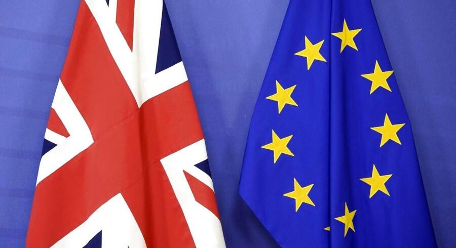 »Arbejdskraftens frie bevægelighed slutter, når vi forlader EU i foråret 2019«, siger Lewis til BBC's radio.