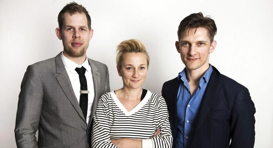 Succeskriteriet, Mads Mathiesen og Martin George Suhr Madsen