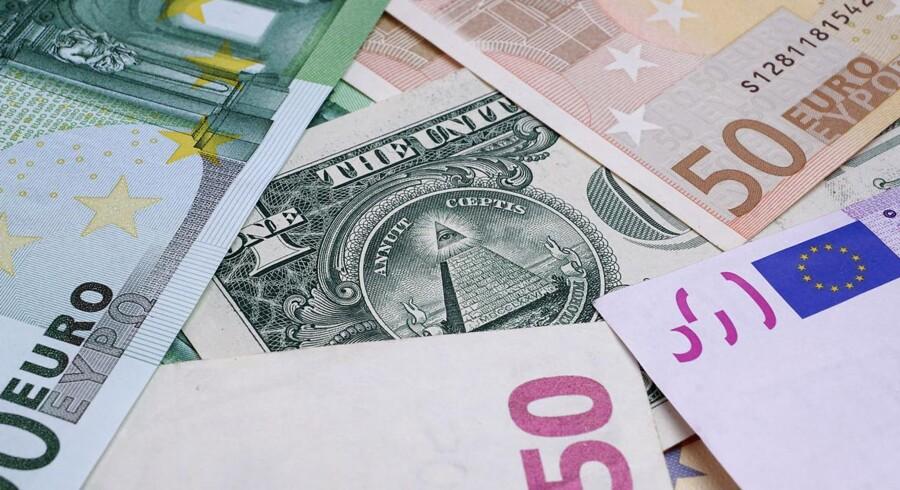 First November har udviklet en digital betalingsløsning, der skal nedbringe omkostningerne ved valutavekslinger.