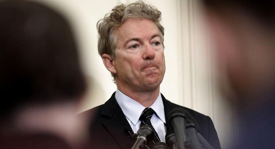 Afstemningen endte med 65 ja mod 32 nej, og 24 republikanere, ledet af Senator Rand Paul fra Kentucky, stemte mod lovforslaget.