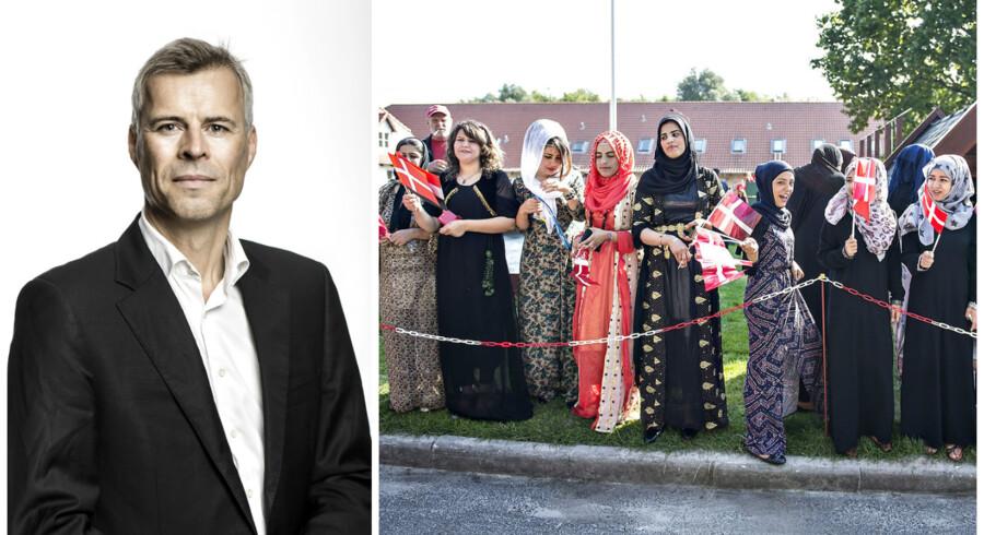 Foto. Thomas Lekfeldt og Henning Bagger.
