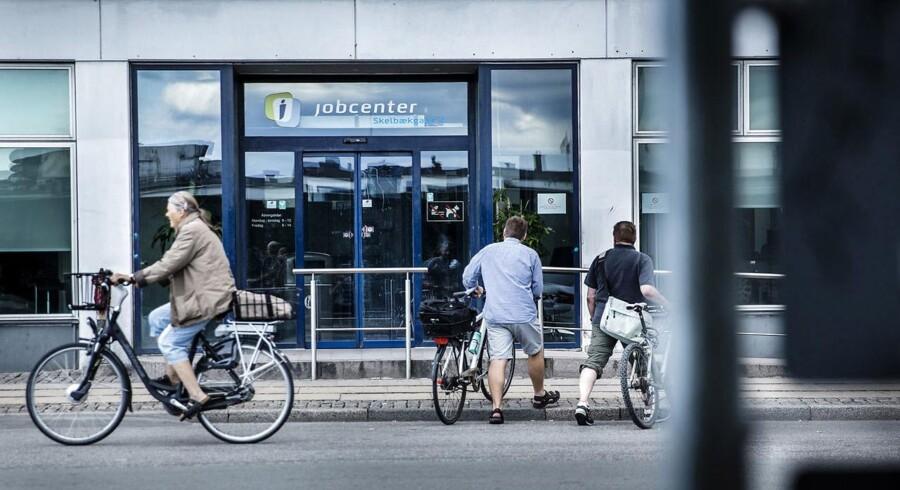 Arkivfoto: Jobcentret i Skelbækgade, København V.