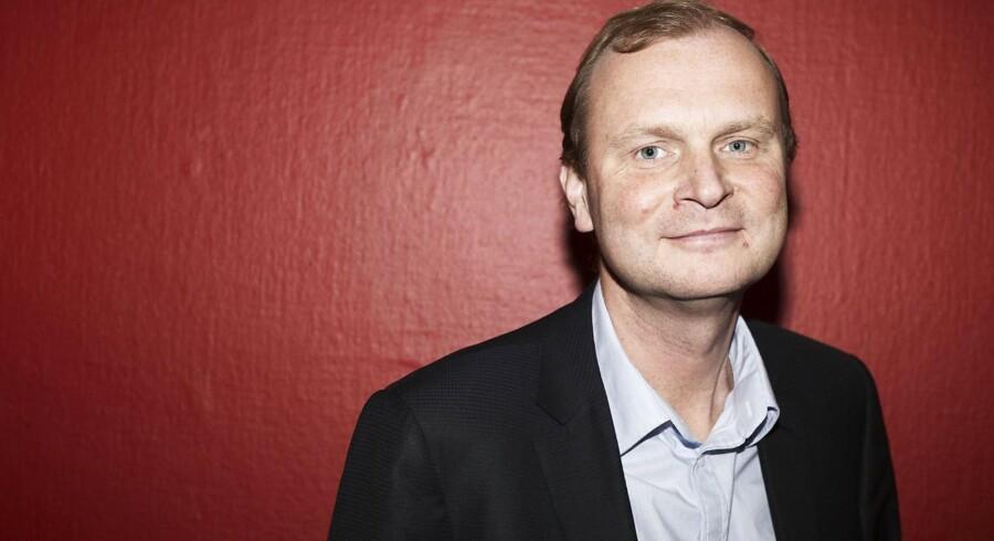 Lasse Bolander formand i COOP-koncernen.