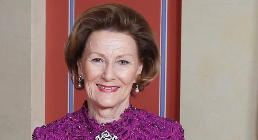 Dronning Sonja af Norge fylder 80 år. Scanpix/Aserud, Lise