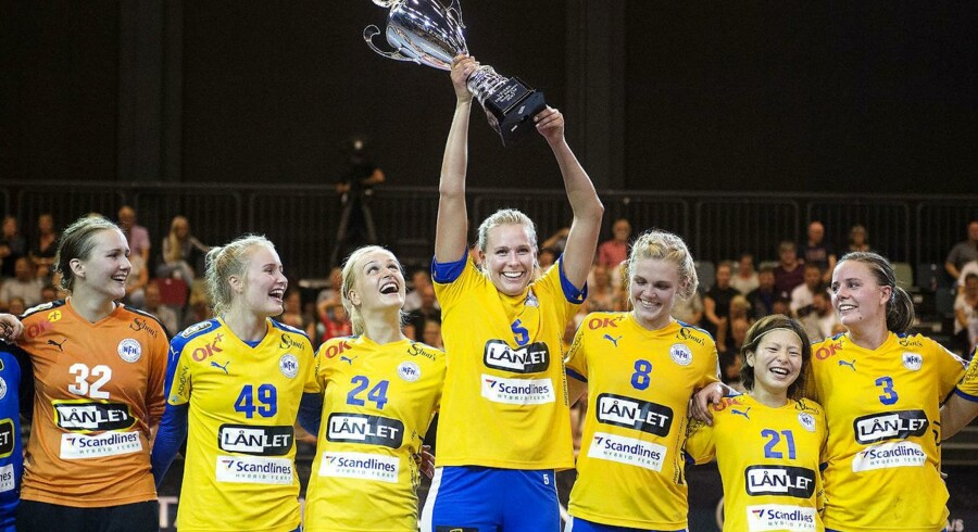 Nykøbing Falster var ikke foran en eneste gang, da holdet tabte i Frederiksberg Hallen.