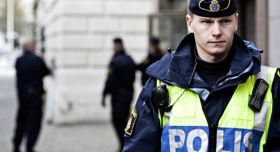 Arkivfoto: Mandag blev manden fremstillet i det, der svarer til et grundlovsforhør i Danmark. Men dommeren ved retten i Malmø mener ikke, at der er grundlag for varetægtsfængsling og besluttede derfor, at den 31-årige skal løslades.