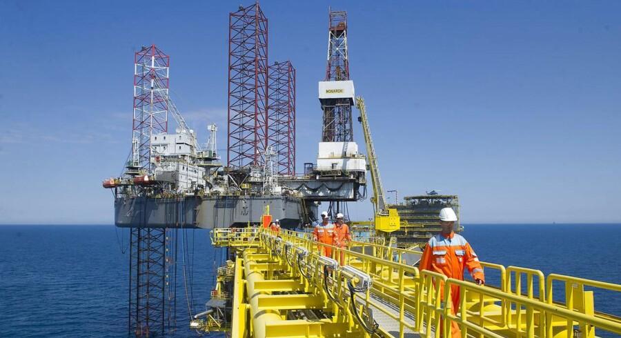 Arkivfoto: Norske Seadrill, der ligesom Maersk Drilling udlejer boreskibe og borerigge, advarer tirsdag aktionærerne om, at de kan se frem til store tab på deres aktier. Også investorer, der sidder med obligationer udstedt af Seadrill, kan se frem til væsentlige tab.