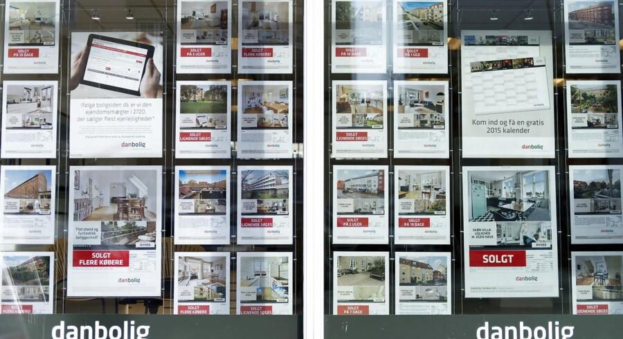 De høje priser på ejerlejligheder i København får økonomer til at frygte en ny boligboble. Men priserne er faktisk steget meget mere i andre europæiske lande.