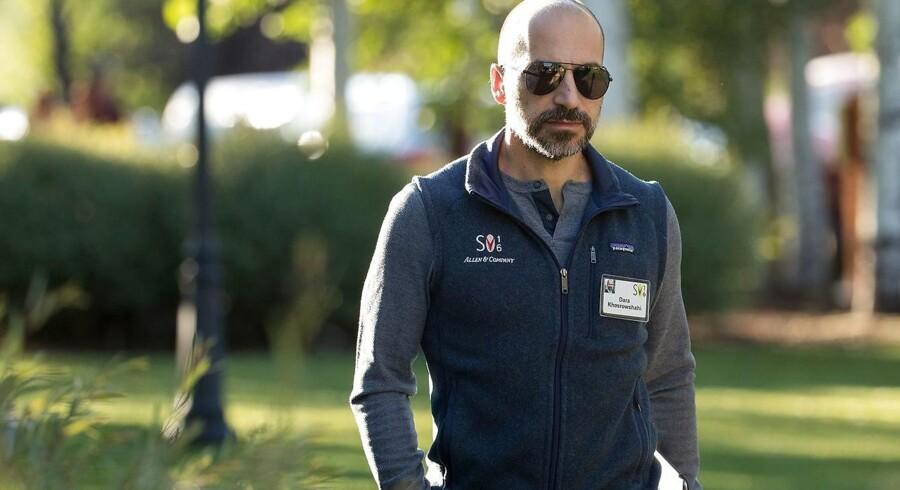 Dara Khosrowshahi, ny CEO for Uber, vil børsnotere kørselstjenesten inden for de næste par år, for at lede firmaet »ind i en ny fase«. Kosrowshahi er tidligere direktør for rejsebureauet Expedia, Inc.