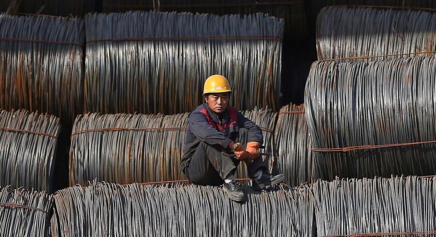 Dongbei består af tre provinser og ligger klemt inde mellem provinsen Indre Mongoliet i vest, Nordkorea i øst og Rusland i nord. Historisk har landsdelen haft afgørende betydning for industrialiseringen af Kina. (Arkivfoto: fra Shenyang, Liaoning.provinsen)