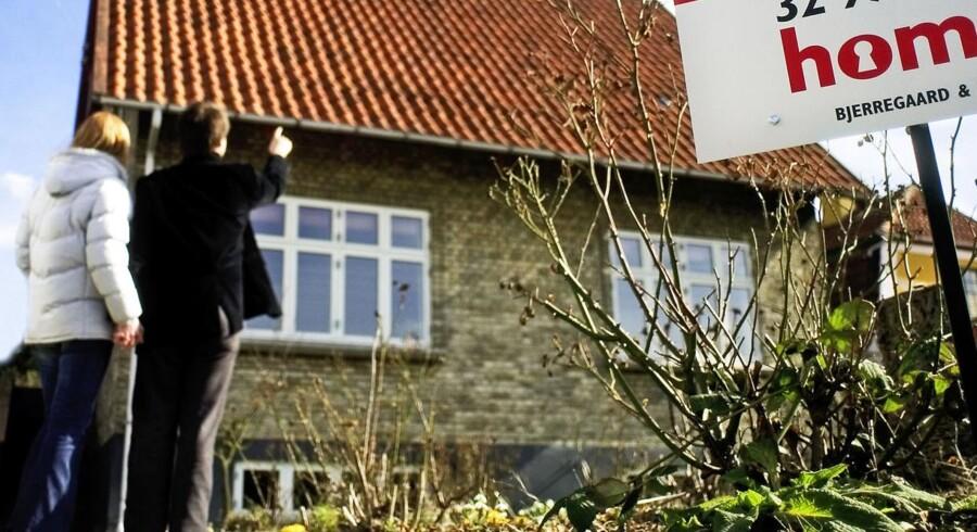 Nye tal fra Danmarks Nationalbank viser, hvilke typer af realkreditlån danskerne hældte mest til i 2017.