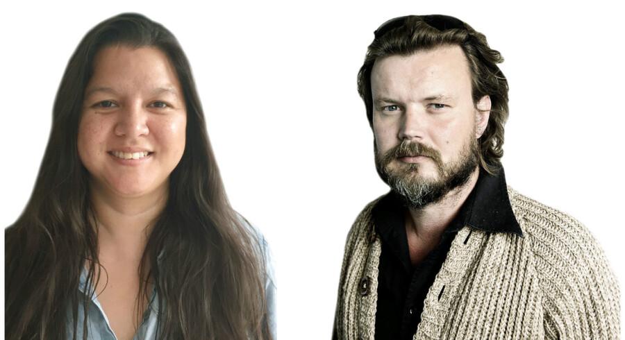 Foto: Christina Yoon Petersen og Liselotte Sabroe.