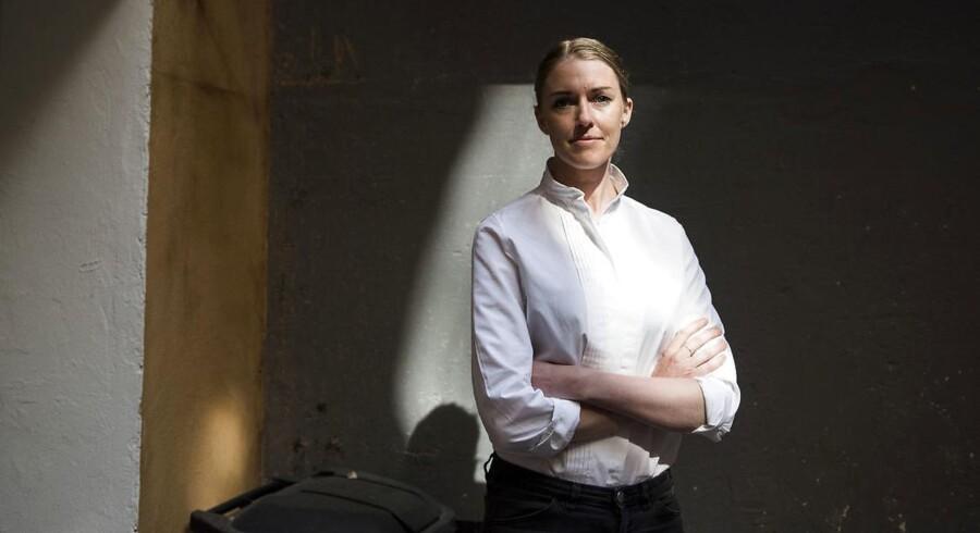 Investeringsrådgiver Silja Nyboe Andersen fra Merkur Andelskasse.