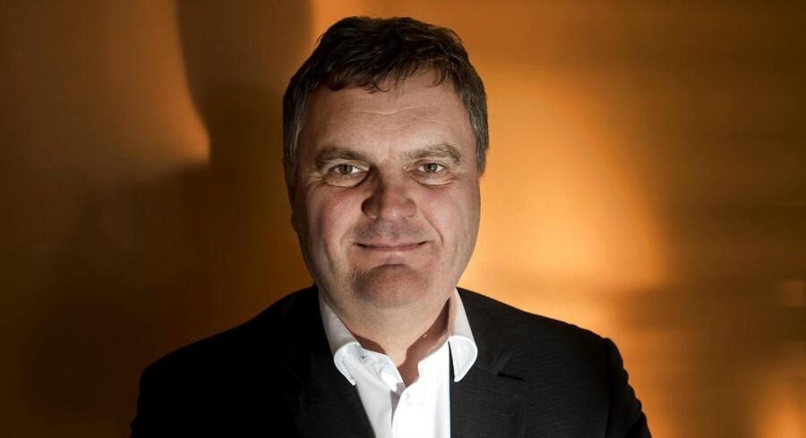 Jais Valeur, adm. direktør i Danish Crown. Her fra Dat-Schaub, en af Danich Crowns virksomheder der ligger i Kødbyen.