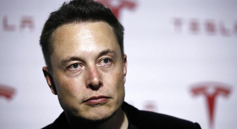 Tesla-stifter, Elon Musk, præsenterede onsdag aften det hidtil største underskud i et kvartal for den amerikanske koncern.