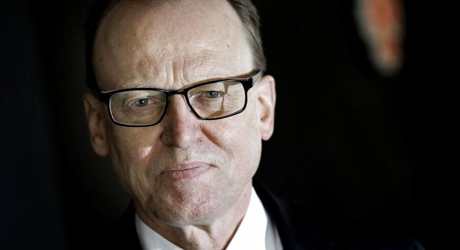 Arkivfoto. Det årlige honorar til Carlsbergs bestyrelsesformand, Flemming Besenbacher, løftes med 454.000 kr.