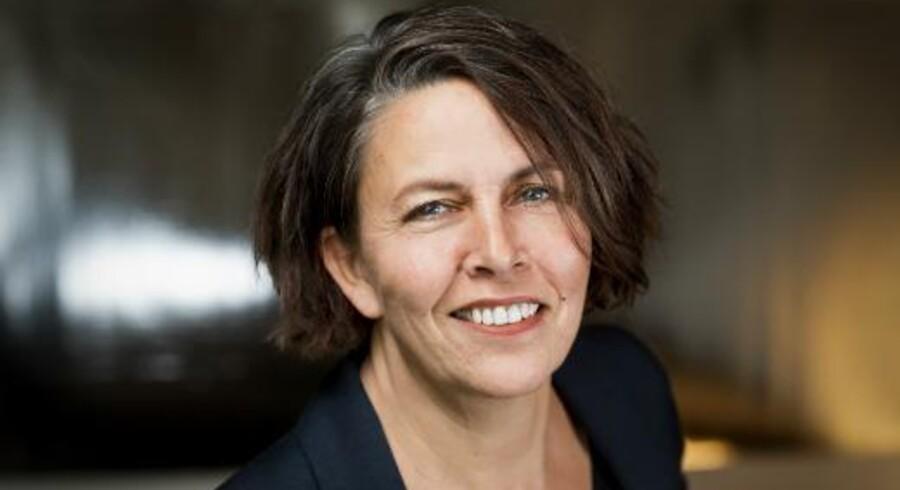Kvinfos nye direktør, Henriette Laursen.