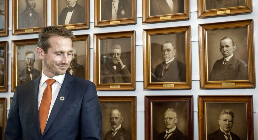 Finansminister Kristian Jensen (V) har mange komplicerede opgaver. En af dem bliver at finde fælles fodslag med Dansk Folkeparti.