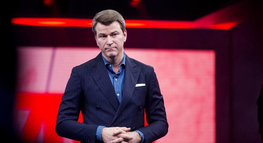 MTGs nordiske direktør, Anders Jensen, der selv er tidligere TDC-direktør, forstår godt, at TDCs bestyrelse vælger pengene nu frem for MTG-aftalen, men han mener fortsat, at samarbejdet havde været bedst. Arkivfoto: Uffe Weng, Scanpix