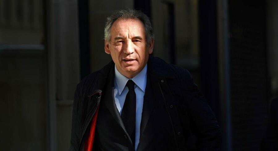 Bayrou er en af de mest erfarne politikere i den nye regering og en vigtig allieret for præsident Macron.