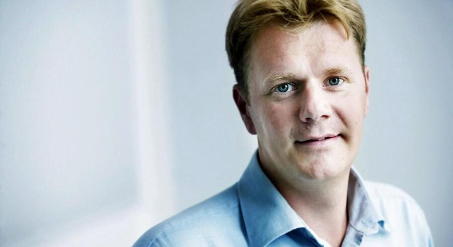 Thomas Kolber er 45 år og har tidligere haft ansvaret for de danske HR-aktiviteter hos Carlsberg. Han tiltræder det nye job i starten af næste år.