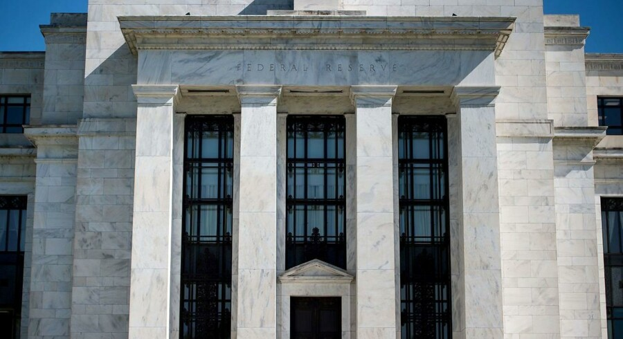 Federal Reserve, Washington, DC.