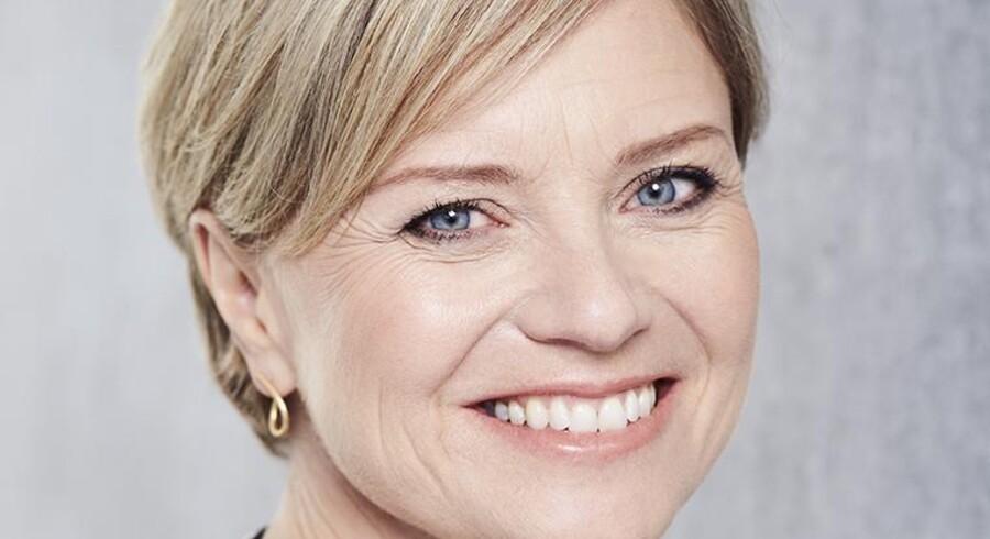 Mie Krogh er en af deltagerne i netværket og sidder i bestyrelsen for bla. Flügger og Plantorama.