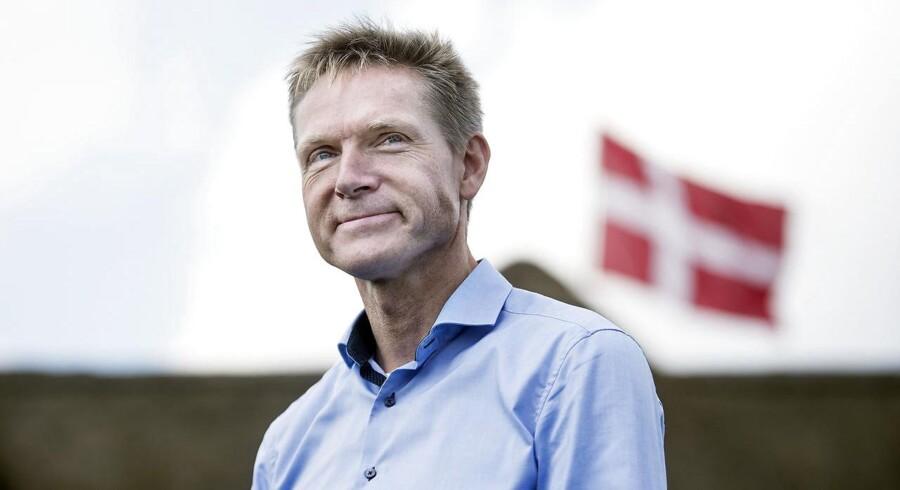 Samarbejdet mellem regeringen og Dansk Folkeparti har længe været anstrengt. Nu ser DF-formand positive tegn. (Foto: Liselotte Sabroe/Scanpix 2017)