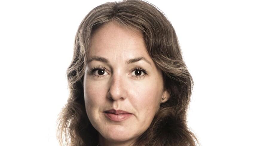 Nathalie Ostrynski, journalist og klummeskribent