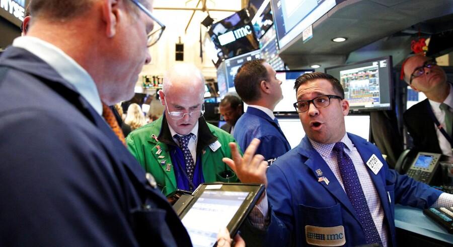 Som billedet tegner sig lige nu, ser det ud til at de amerikanske aktier er under pres. Højere korte renter, og en deraf styrket US dollar, presser de amerikanske aktier, vurderer Morten W. Langer.