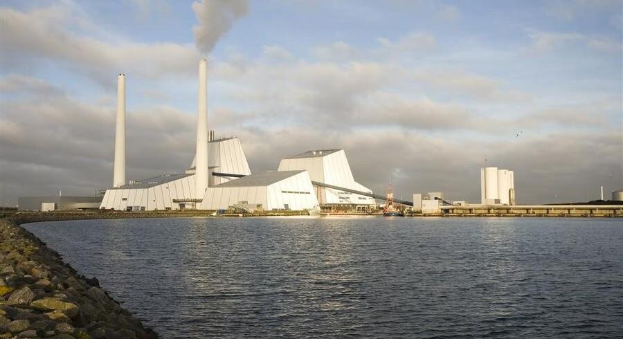 Ifølge en opgørelse fra de colombianske myndigheder har to danske kraftvarmeværker importeret kul for op mod 200 millioner kroner. (Arkivfoto) Free/Dong Energy