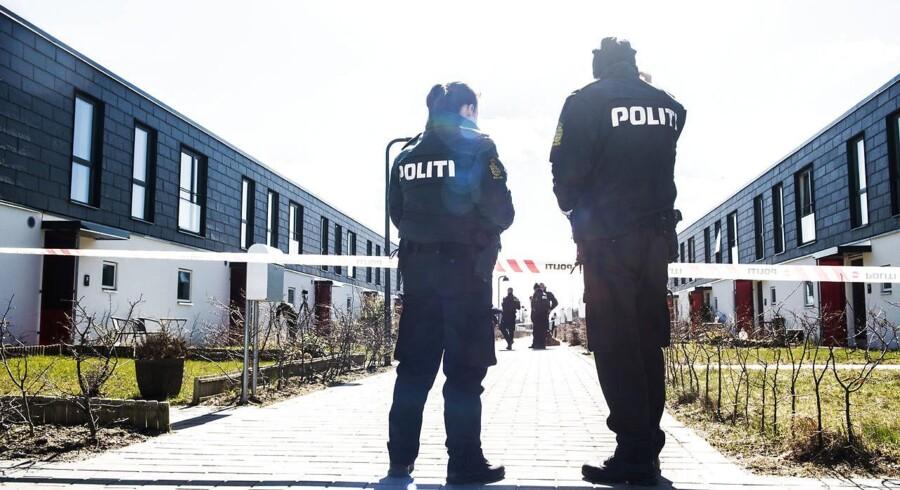 Skyderier i Albertslund
