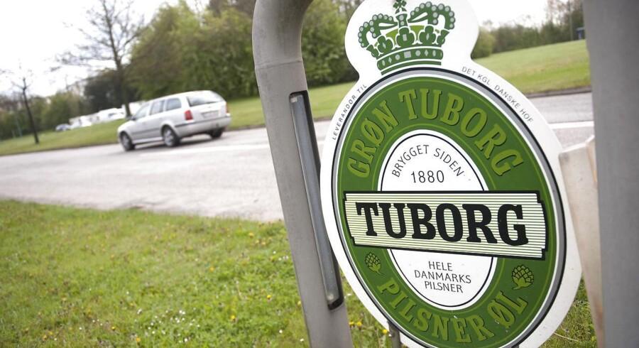 Arkivfoto: Tuborg.