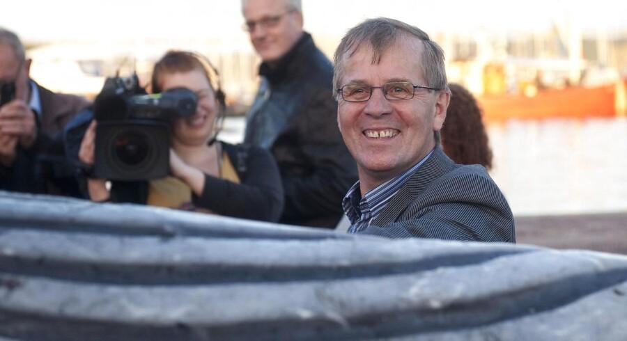 Her ses borgmester Arne Sigtenbjerggaard.