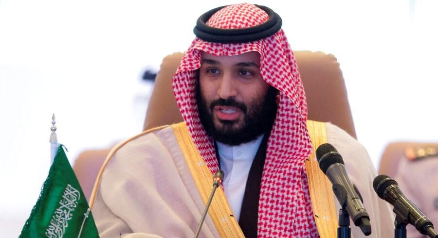 Arkivfoto. 40 muslimske lande, der har dannet anti-terroralliance, mødes for første gang i Riyadh. Iran er ikke med.