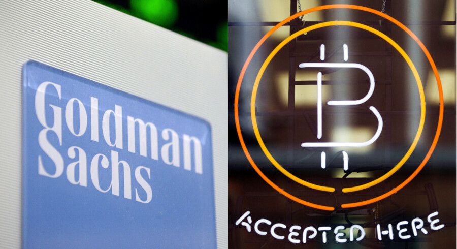 Nu overvejer den amerikanske investeringsbank Goldman Sachs at gå ind i handel med bitcoin og andre virtuelle valutaer.