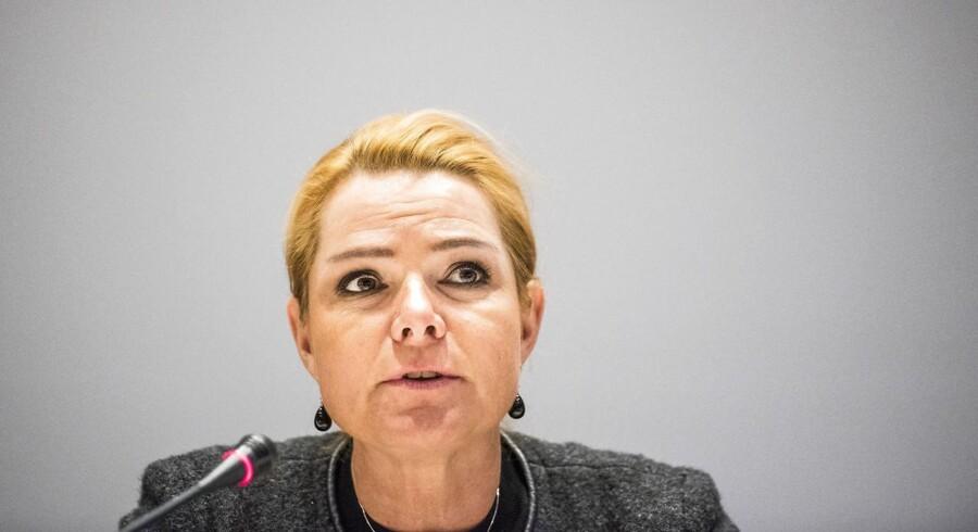 Arkivfoto: Folk, der taler for at bevare Kvinfo og taler om sammensværgelser, er ude på et overdrev, mener minister.