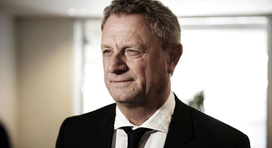 Professor ved Økonomisk Institut på Københavns Universitet og tidligere overvismand, Hans Jørgen Whitta-Jacobsen