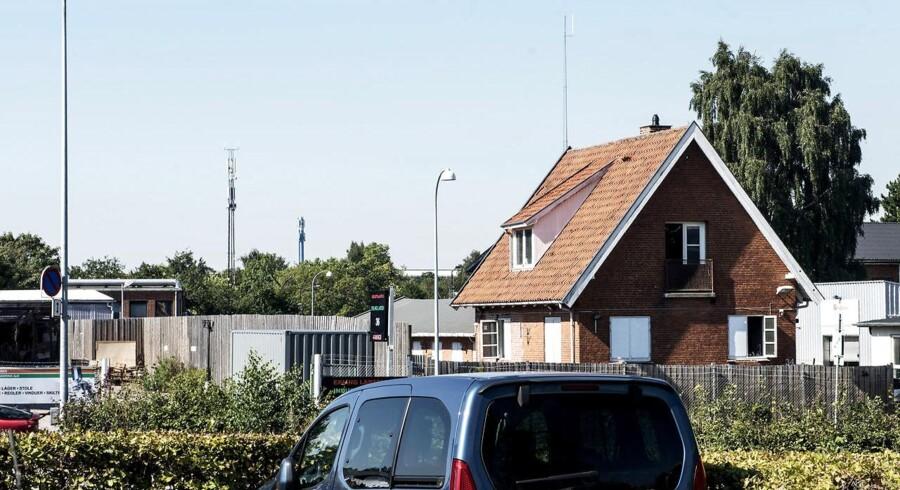 På Laurentsvej 34 i Bagsværd ligger Satudarahs klubhus.