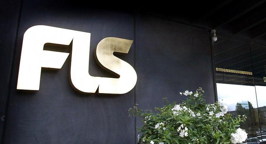 ARKIVFOTO: FLS Industries i Valby København tirsdag den 16. september.