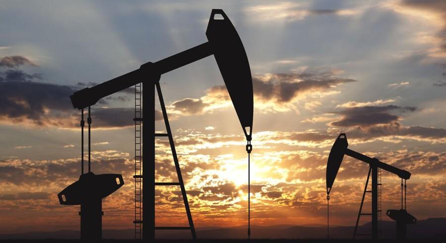 Arkivfoto. Vi er ikke i Irak for at tage nogens olie, siger USA's forsvarsminister Jim Mattis på uanmeldt besøg i Irak.