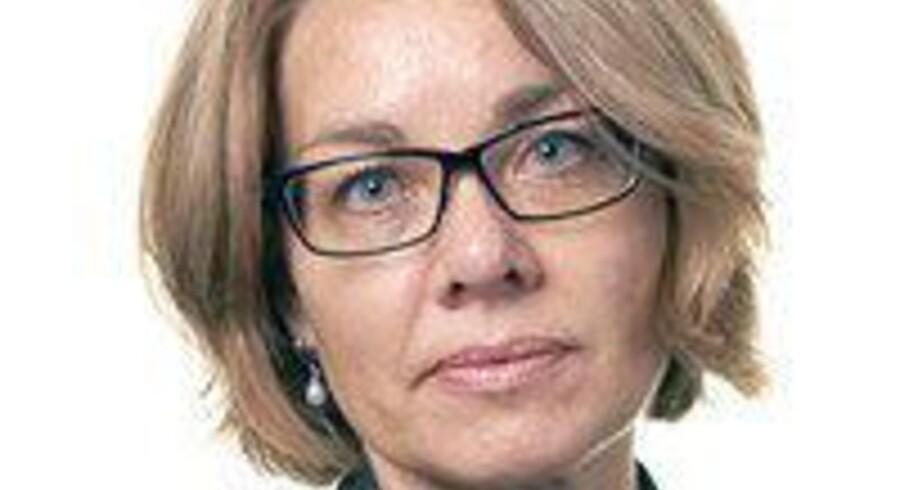 Lisbeth Verstraete-Hansen.