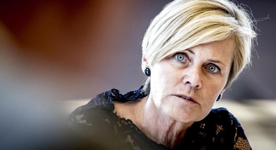 Det var over stregen med DR-satire, da Anna Mee Allerslev sagde farvel til politik, mener Mette Bock.
