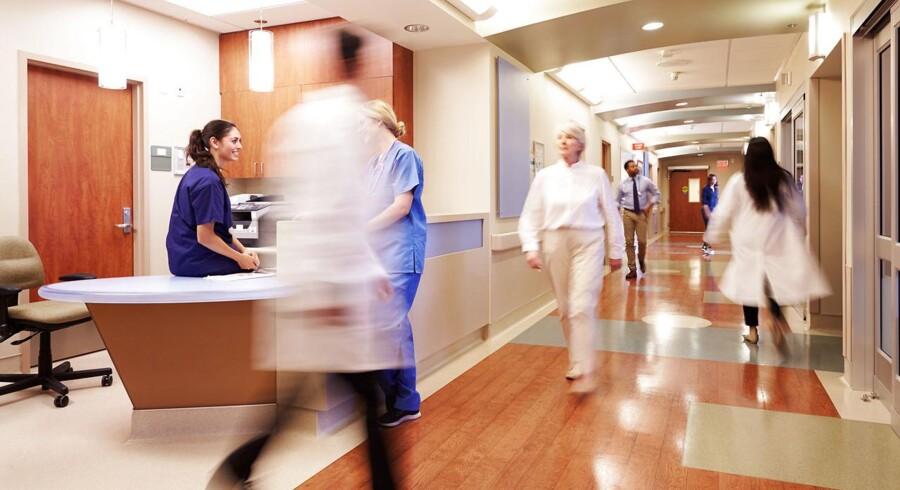 »2007-2016 er antallet af administrative ansatte i regionerne steget med 27 pct. I samme periode steg antallet af læger og sygeplejersker med ca. 15 pct.«