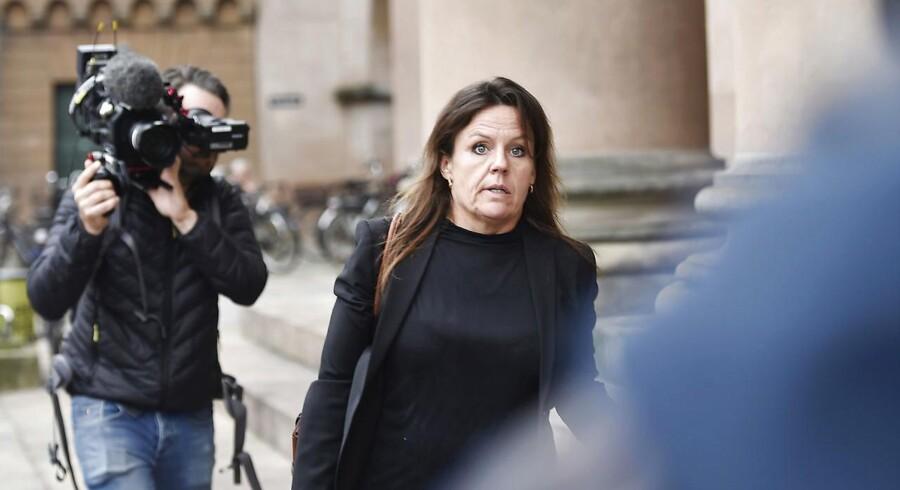 Forsvarsadvokat Betina Hald Engmark.