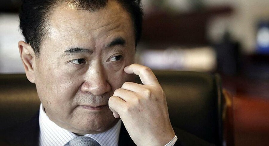 Den kinesiske rigmand Wang.